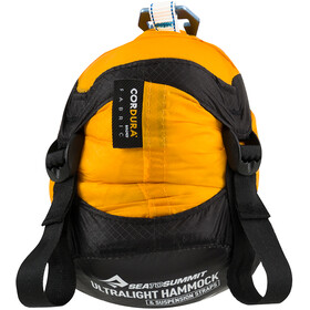 Sea to Summit Ultralight Kit de hamac Simple, yellow